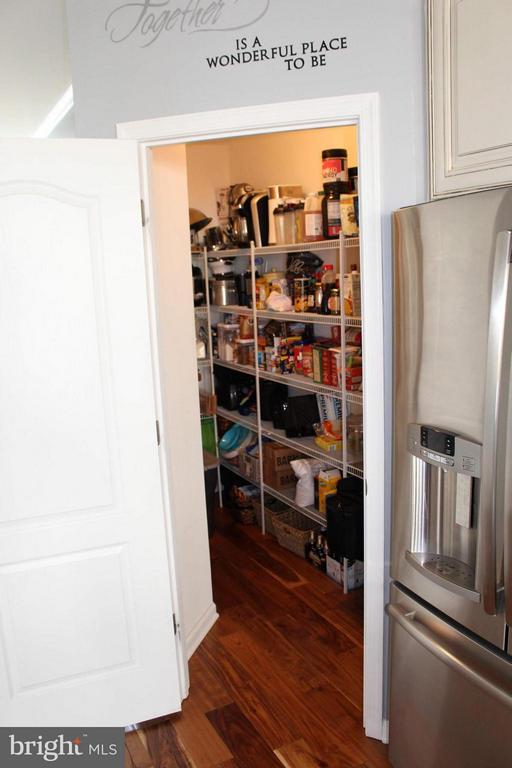 Huge walk in pantry. - 41846 APATITE SQ, ALDIE