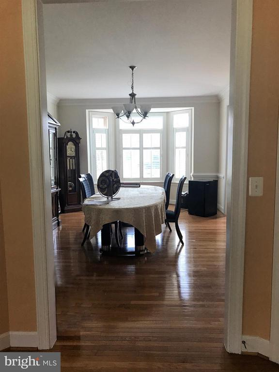 Dining Room - 18503 KERILL RD, TRIANGLE