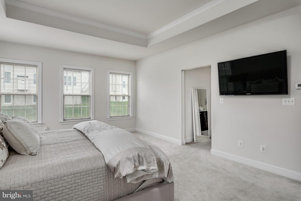 Bedroom (Master) - 26632 MARBURY ESTATES DR, CHANTILLY