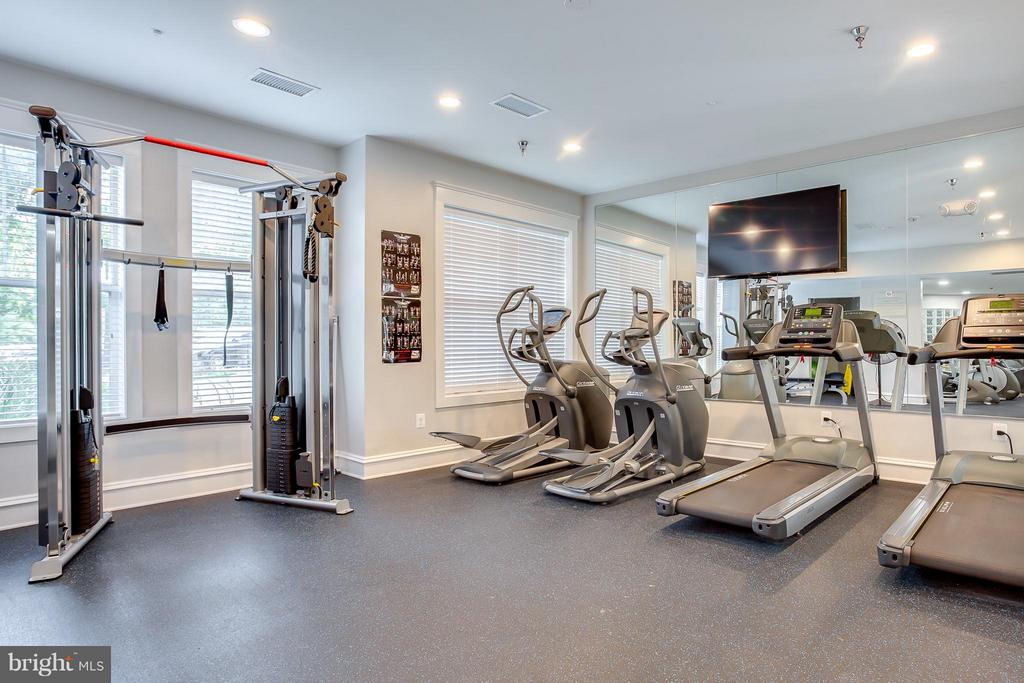 NEW Exercise Room - 1625 INTERNATIONAL DR #TH1, MCLEAN