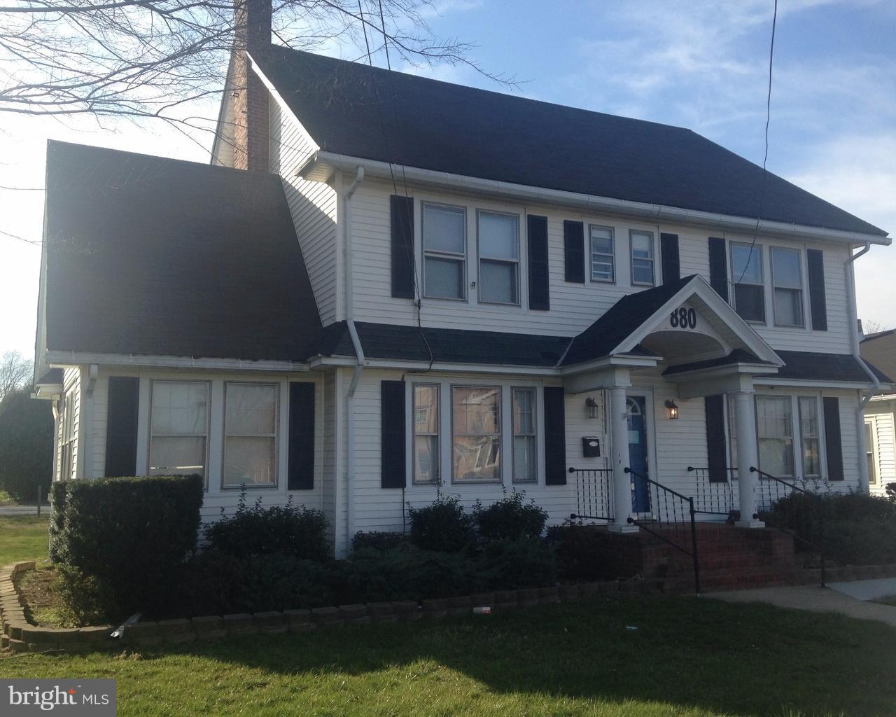 Maison unifamiliale pour l à louer à 880 S StreetATE Street Douvres, Delaware 19901 États-Unis