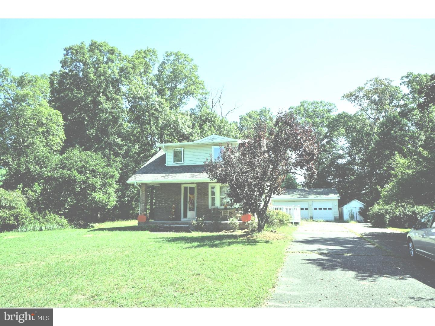 Single Family Home for Sale at 14 HORTON Avenue Upper Deerfield Township, New Jersey 08302 United States
