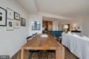 Dining Room - 460 NEW YORK AVE NW #807, WASHINGTON