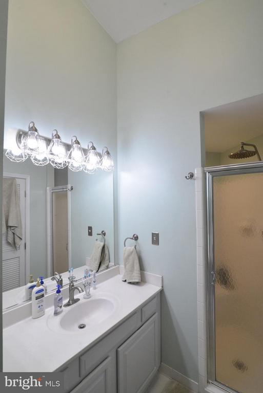 Bath (Master) - 5427 CRYSTALFORD LN, CENTREVILLE