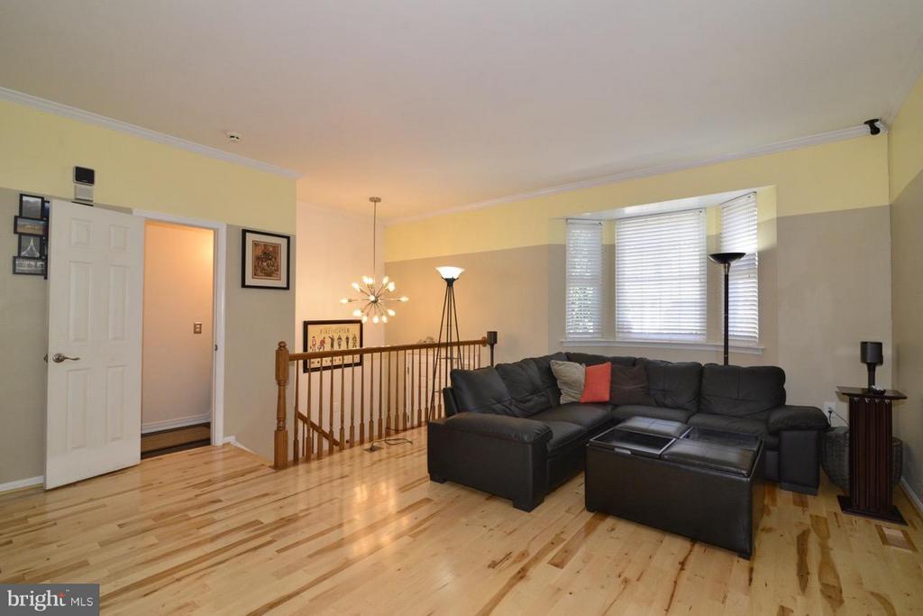 Living Room - 5427 CRYSTALFORD LN, CENTREVILLE