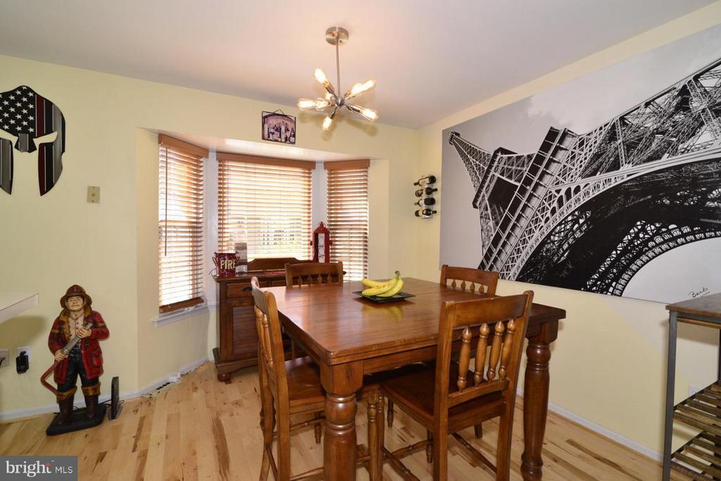 Dining Room - 5427 CRYSTALFORD LN, CENTREVILLE