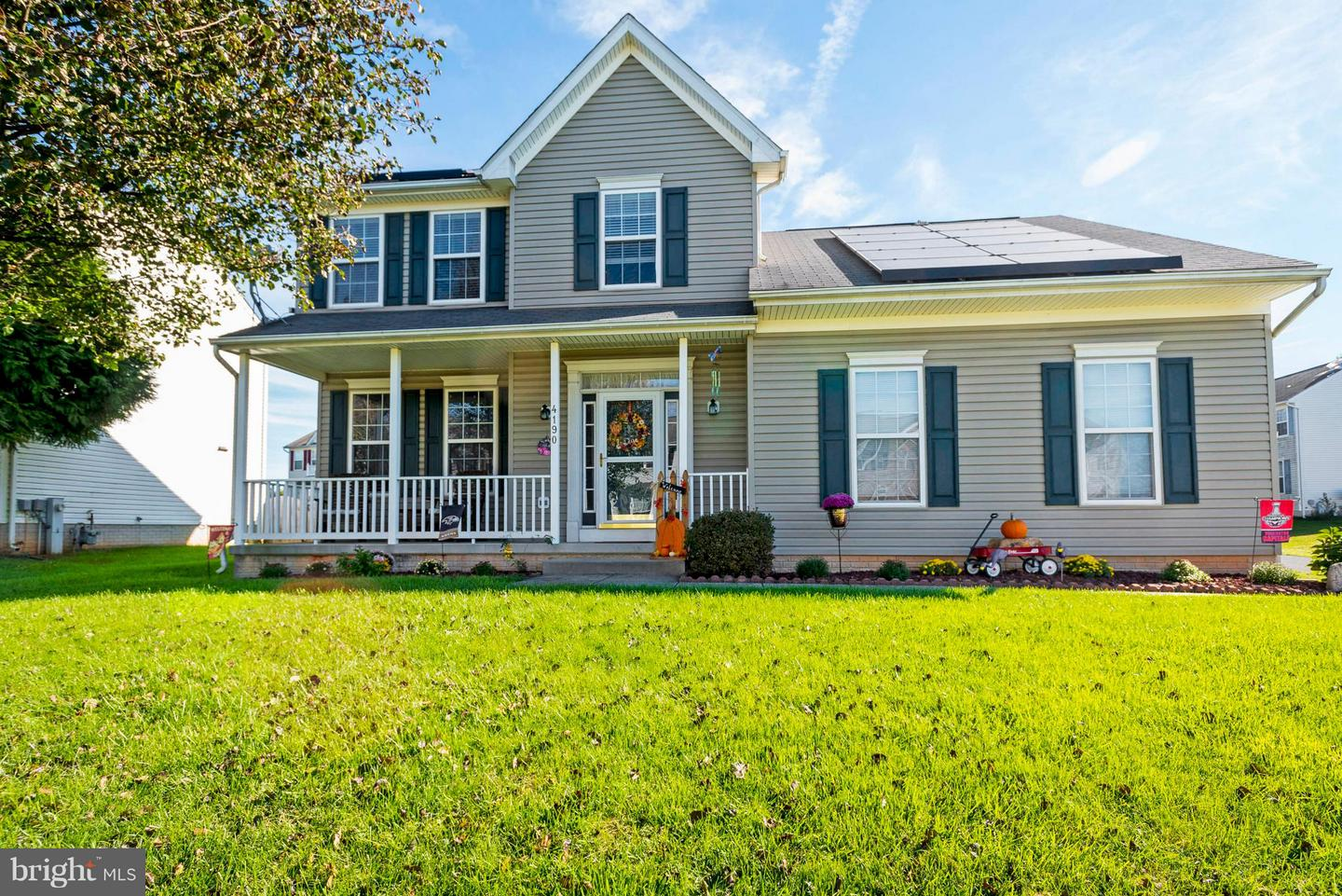 Photo of home for sale at 4190 Fallow Drive, Hampstead MD