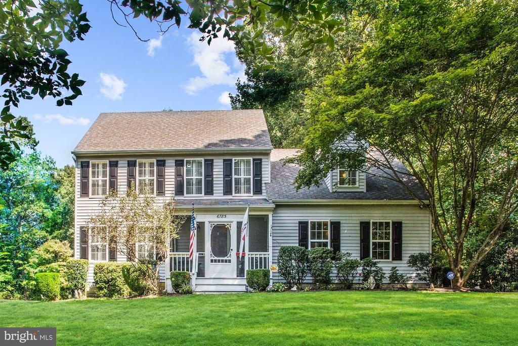 6785  LEEDS MANOR ROAD, Marshall in FAUQUIER County, VA 20115 Home for Sale