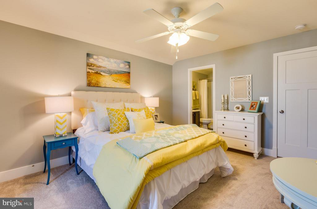 Featuring Loft Bedroom Ext. - 0 SNOWY EGRET WAY, FREDERICKSBURG