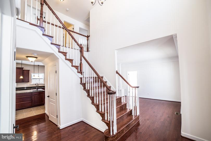 Foyer - STILLWATER - LOT 14, FREDERICKSBURG