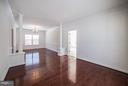 Living Room/Dining room - STILLWATER - LOT 14, FREDERICKSBURG