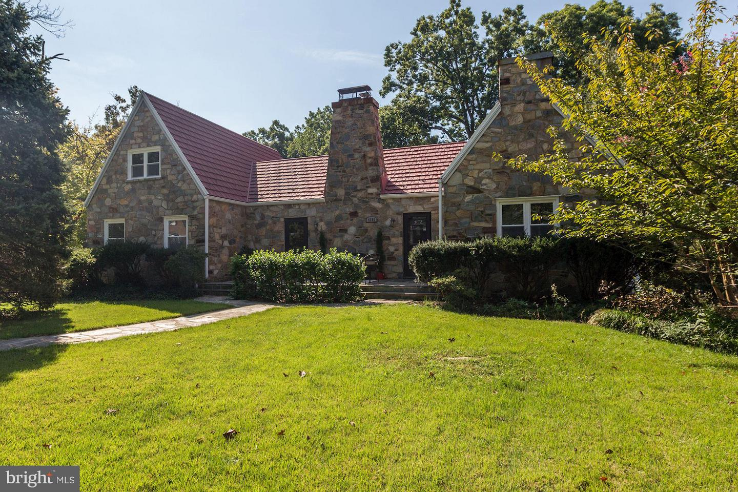 Single Family for Sale at 4105 Clagett Rd Hyattsville, Maryland 20782 United States