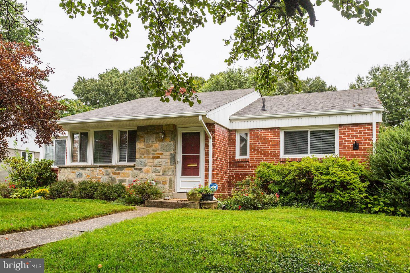 Single Family for Sale at 6807 Adelphi Rd University Park, Maryland 20782 United States