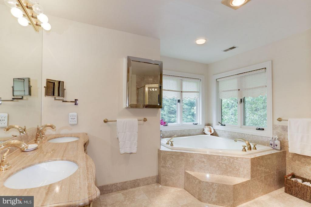 Master Bath - 11712 LAKE POTOMAC DR, ROCKVILLE