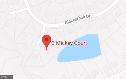 HOME BACKS TO POND!!! - 3 MICKEY CT, FREDERICKSBURG
