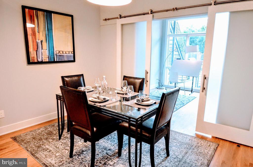 Dining Room - 508 L ST NE #A, WASHINGTON