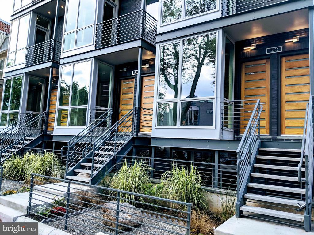 Exterior (Front) - 508 L ST NE #A, WASHINGTON