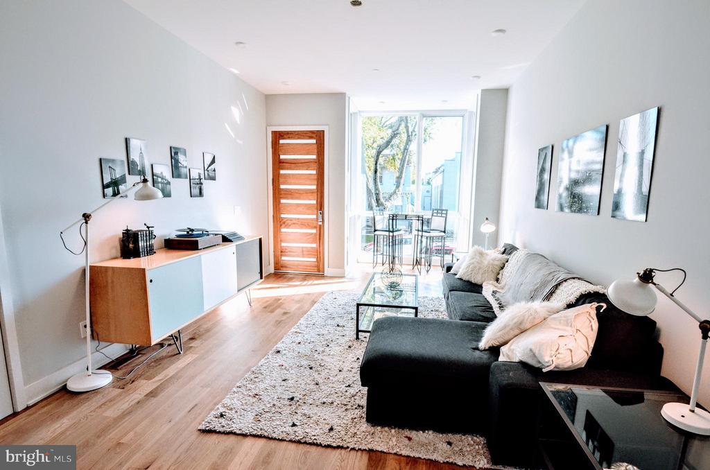 Living Room - 508 L ST NE #A, WASHINGTON
