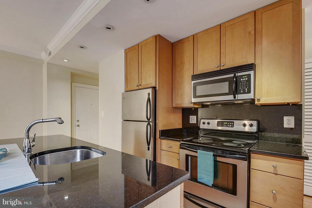 Kitchen - 1701 16TH ST NW #348, WASHINGTON