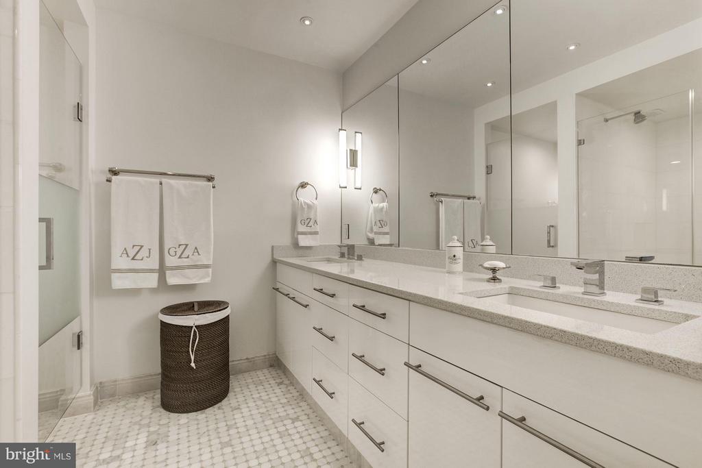 Master Bathroom - 3251 PROSPECT ST NW #402, WASHINGTON
