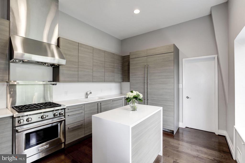 Gourmet Kitchen - 3251 PROSPECT ST NW #402, WASHINGTON