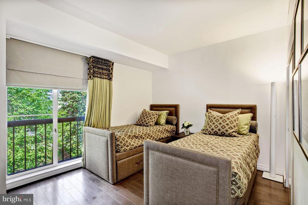 Third Bedroom - 3251 PROSPECT ST NW #402, WASHINGTON