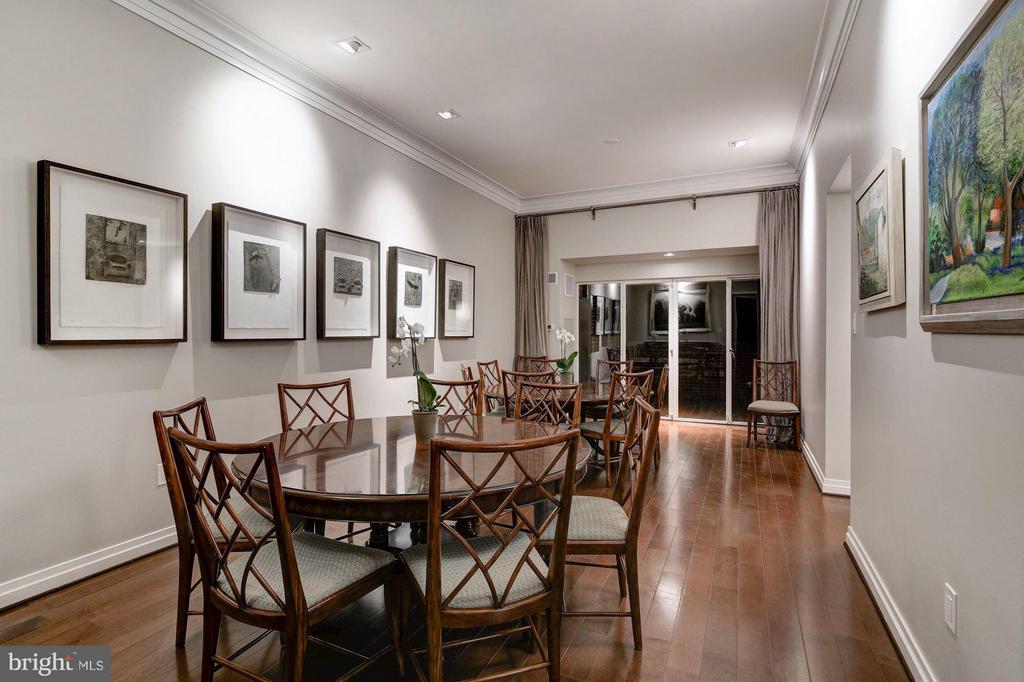 Formal Dining Room - 3251 PROSPECT ST NW #402, WASHINGTON