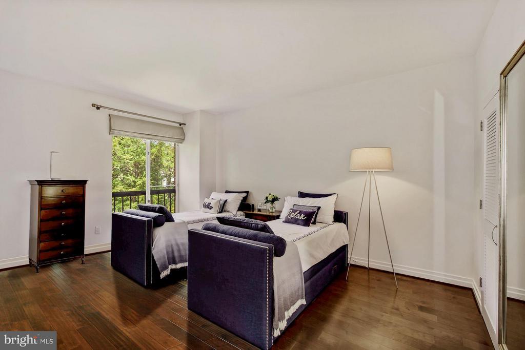 Second Bedroom - 3251 PROSPECT ST NW #402, WASHINGTON