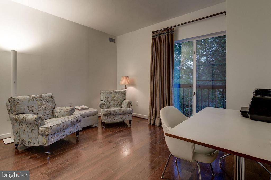 Fourth Bedroom/ Office - 3251 PROSPECT ST NW #402, WASHINGTON