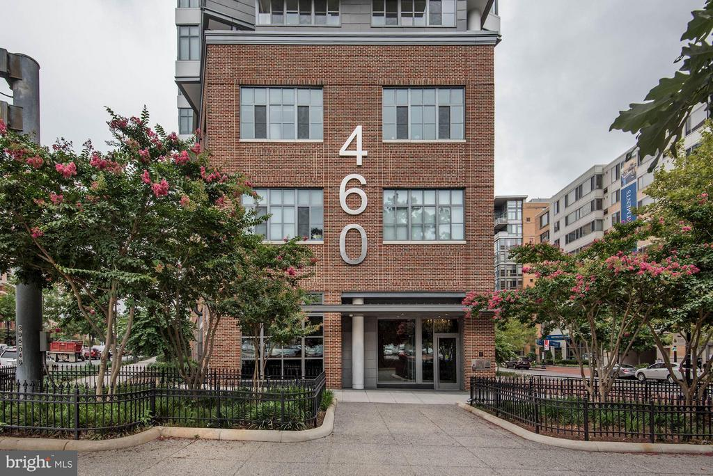 Exterior (Front) - 460 NEW YORK AVE NW #607, WASHINGTON