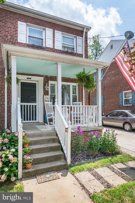 327  ASHBY STREET 22305 - One of Alexandria Homes for Sale