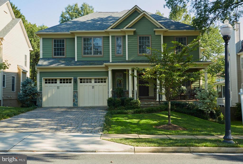 Exterior (Front) - 6750 25TH ST N, ARLINGTON