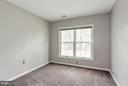 Bedroom - 7260 GLEN HOLLOW CT #1, ANNANDALE
