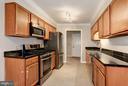 Kitchen - 7260 GLEN HOLLOW CT #1, ANNANDALE