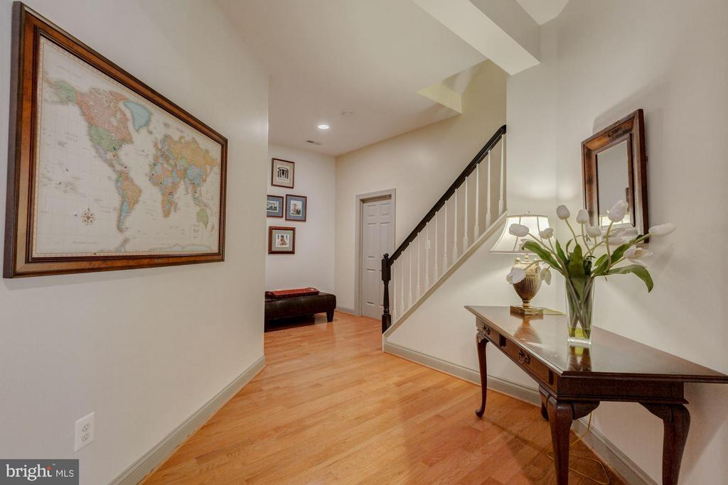 Lower level foyer - 296 SINEGAR PL, STERLING