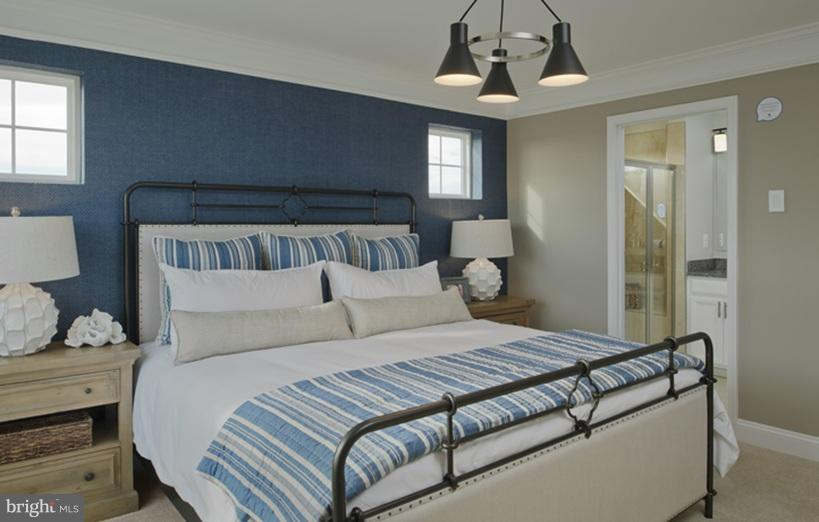 Bedroom - 13302 GARNKIRK FOREST DRIVE, CLARKSBURG