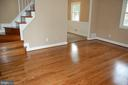 Living Room - 4402 COLFAX ST, KENSINGTON