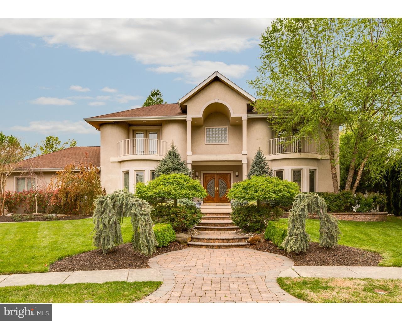 single family homes per Vendita alle ore Cherry Hill, New Jersey 08003 Stati Uniti