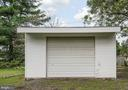 DETACHED WORKSHOP/GARAGE W/ POWER - 8021 RUGBY RD, MANASSAS PARK