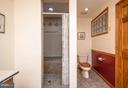 CUSTOM TILE SHOWER IN THE MASTER BATH - 8021 RUGBY RD, MANASSAS PARK