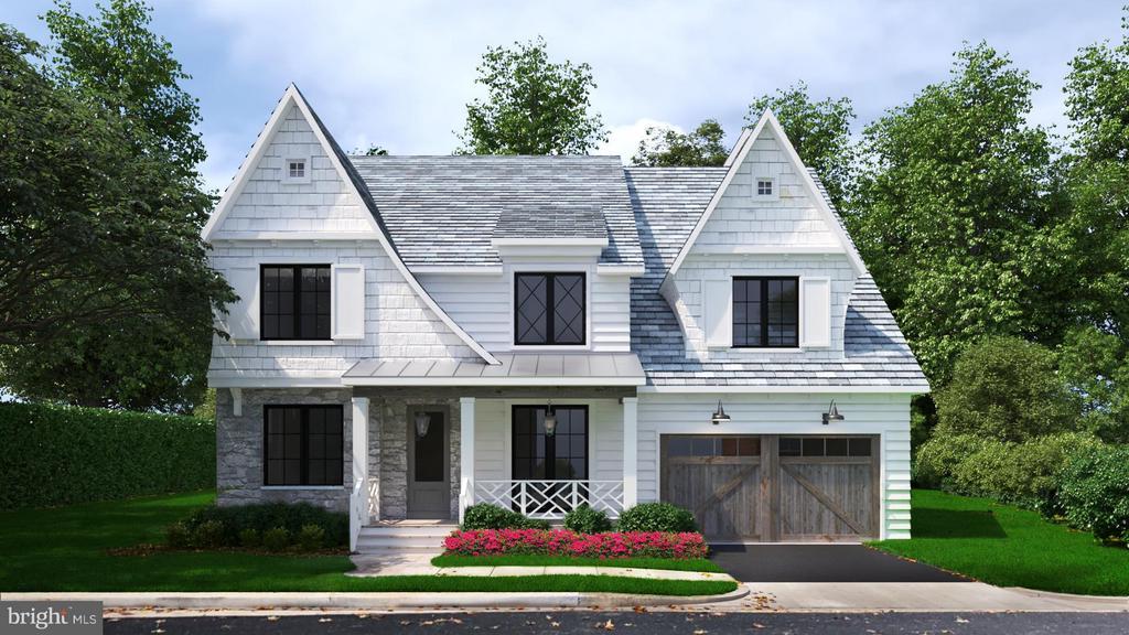 Exterior (Front) - 4011 26TH ST N, ARLINGTON