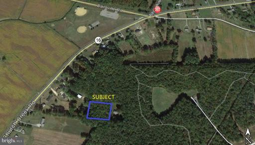 Property for sale at 0 Md Route 16, Cambridge,  MD 21613