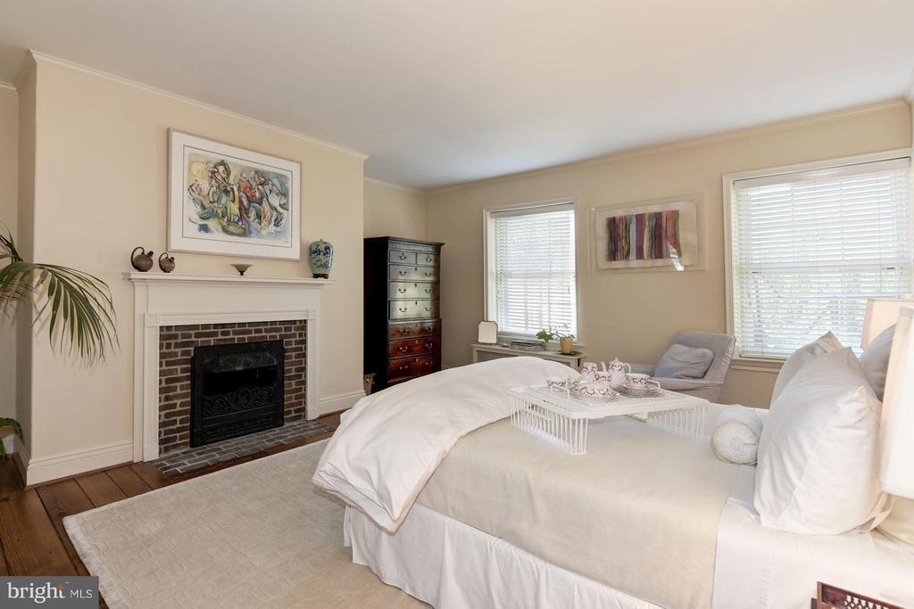 Bedroom - 3263 N ST NW, WASHINGTON