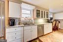 Kitchen - 3306 R ST NW, WASHINGTON