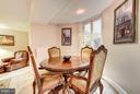 Dining Room - 3306 R ST NW, WASHINGTON
