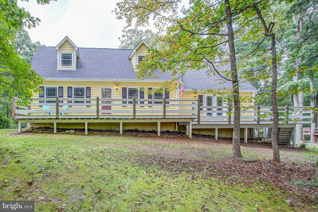 4644  MORGANS BLUFF DRIVE, Marshall in FAUQUIER County, VA 20115 Home for Sale