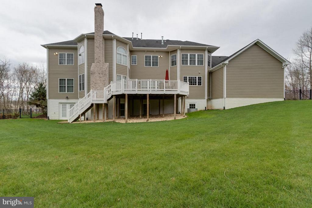 Exterior (Rear) - 42814 APPALOOSA TRAIL CT, CHANTILLY