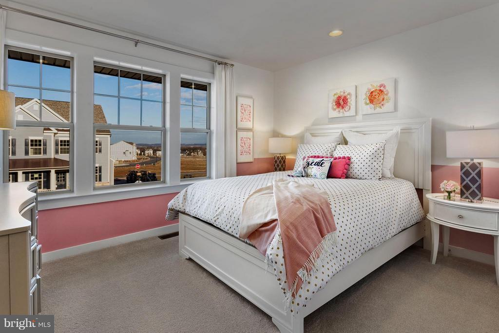 Bedroom - 1128 SAXTON DR, FREDERICK