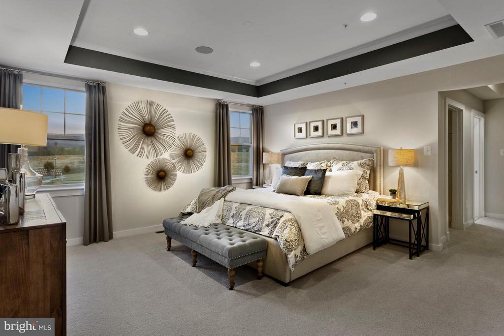 Bedroom (Master) - 1128 SAXTON DR, FREDERICK