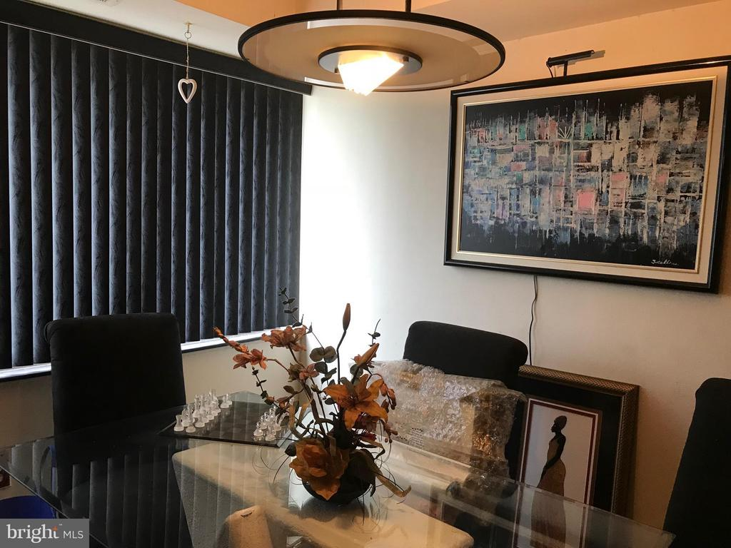 Dining Room - 9901 BLUNDON DR #7-301, SILVER SPRING